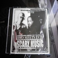 "Purchase Eminem & Royce Da 5'9"" - Bad Meets Evil (Scary Music)"