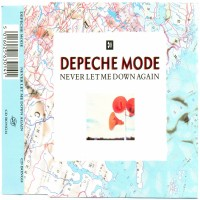 Purchase Depeche Mode - Never Let Me Down Again (CDS)