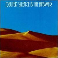 Purchase Deuter - Silence is the Answer