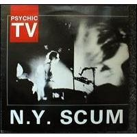 Purchase Psychic TV - N.Y. Scum