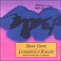 Purchase Steve Gorn - Luminous Ragas