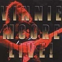 Purchase Vinnie Moore - Live