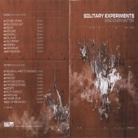 Purchase Solitary Experiments - Mind Over Matter (Limited Edition) (Cd 1)