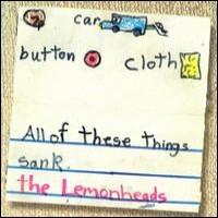 Purchase The Lemonheads - Car Button Cloth