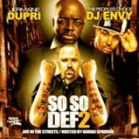 Purchase VA - Dj Envy & Jermaine Dupri - So So Def Mixtape Vol. 2