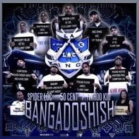 Purchase VA - Dj Whoo Kid & Spider Loc - Bangadoshish G-Unit West