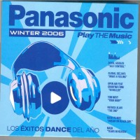 Purchase VA - Panasonic Winter 2006 Play The Music (Cd 3)