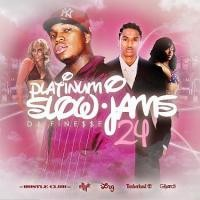 Purchase VA - Platinum Slow Jams 24 (Mixed By Dj Finesse)