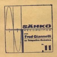 Purchase Fred Giannelli - Telepathic Romance