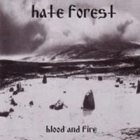 Purchase Hate Forest - Blood And Fire
