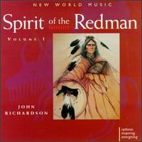 Purchase John Richardson - Spirit of the Redman