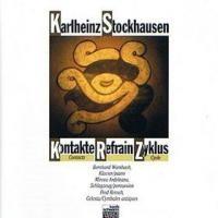 Purchase Karlheinz Stockhausen - Zyklus, Kontakte, Klavierstücke V & IX