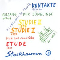 Purchase Karlheinz Stockhausen - Elektronische Musik