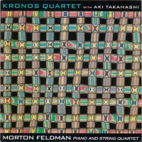 Purchase Morton Feldman - Piano And String Quartet