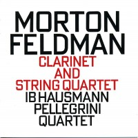 Purchase Morton Feldman - Clarinet And String Quartet