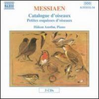 Purchase Olivier Messiaen - Oiseaux Petites Esquisses D'oiseaux