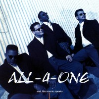 Purchase All-4-One - And The Music Speaks