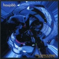 Purchase Haujobb - From Homes To Planets