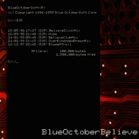 Purchase Blue October - Believe (Maxi)