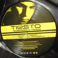 Purchase DJ Tiesto - Suburban Train (Inc  Marc O'tool Instrumental) (Vinyl)