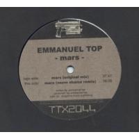 Purchase Emmanuel Top - Mars (Remix Vinyl)