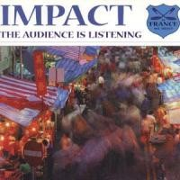 Purchase Impact - The Audience Is Listening (Promo Vinyl)
