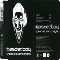 Purchase Masterboy - I Need A Lover Tonight (Maxi)