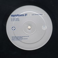 Purchase System F - Out Of The Blue (Vinyl)