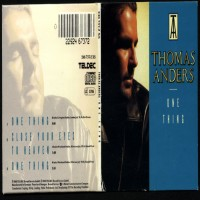 Purchase Thomas Anders - One Thing (Single)