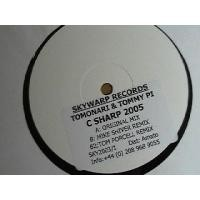 Purchase Tomonari & Tommy Pi - C Sharp 2005 (Vinyl)