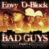 Purchase VA - The Bad Guys, Part 4 (By Dj Env y & D-Bloc k)