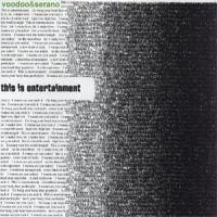 Purchase Voodoo & Serano - This Is Entertaiment (Maxi)