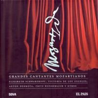 Purchase Wolfgang Amadeus Mozart - Grandes Cantantes Mozartianos