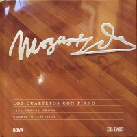 Purchase Wolfgang Amadeus Mozart - Los Cuartetos Con Piano