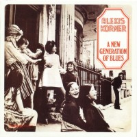 Purchase Alexis Korner - A New Generation Of Blues