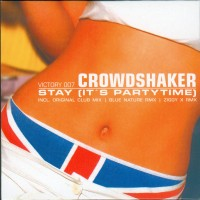 Purchase Crowdshaker - Stay (Maxi)
