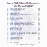 Purchase DJ Hooligan - Crazy Eurodance Megamix By Dj Hooligan