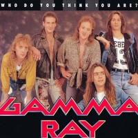 Purchase Gamma Ray - Who Do You Think You Are?