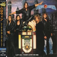 Purchase HELLOWEEN - Lay All Your Love On Me (Ep)