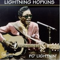 Purchase Lightnin' Hopkins - Po' Lightnin'