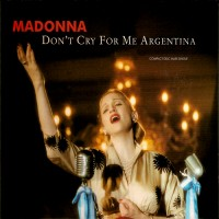 Purchase Madonna - Don't Cry For Me Argentina (CDS)