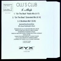 Purchase Olli's Club - It's Allright