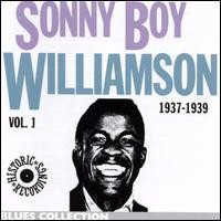 Purchase Sonny Boy Williamson - Sonny Boy Williamson, Vol. 1 (1937-1939)