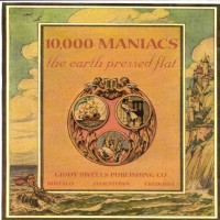 Purchase 10,000 Maniacs - The Earth Pressed Flat