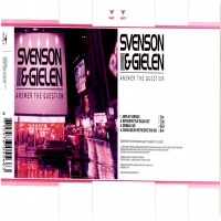 Purchase Svenson & Gielen - Answer The Question CD5