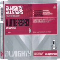 Purchase Almighty Allstars feat. Lee - A Little Respect CD5