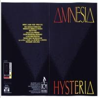 Purchase Amnesia - Hysteria