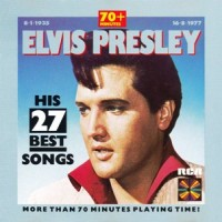 Purchase Elvis Presley - His 27 Best Songs