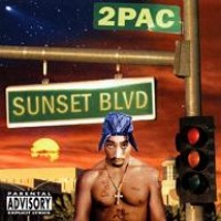 Purchase 2Pac - Sunset Blvd
