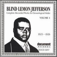 Purchase Blind Lemon Jefferson - Complete Recorded Works, Vol. 4